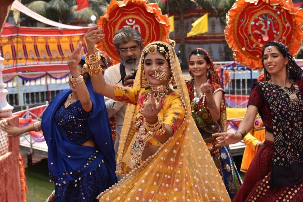 Yeh Rishta Kya Kehlata Hai: Kartik and Naira's romance during Gangaur celebration 1