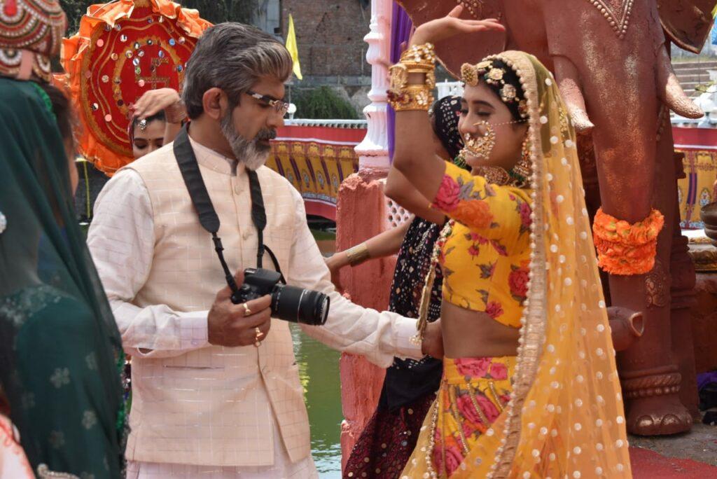 Yeh Rishta Kya Kehlata Hai: Kartik and Naira's romance during Gangaur celebration 5
