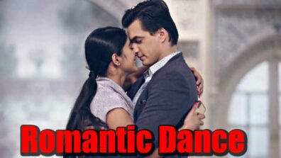 Yeh Rishta Kya Kehlata Hai: Kartik and Naira's romantic dance at the jewellery exhibition