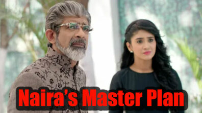 Yeh Rishta Kya Kehlata Hai: Naira to use a microphone to catch Puru Mama red-handed