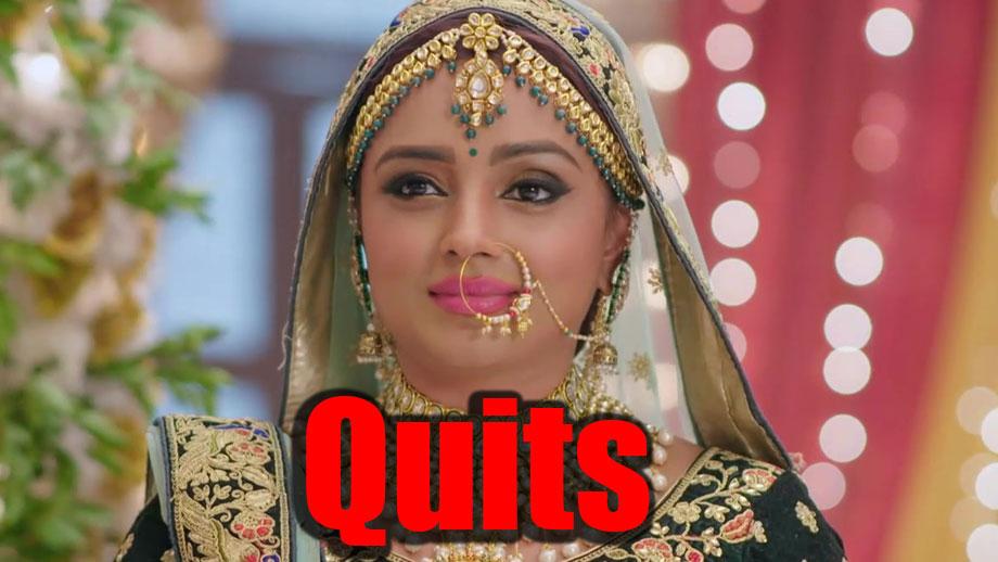 Yeh Rishta Kya Kehlata Hai: Parul Chauhan aka Swarna confirms quitting the show