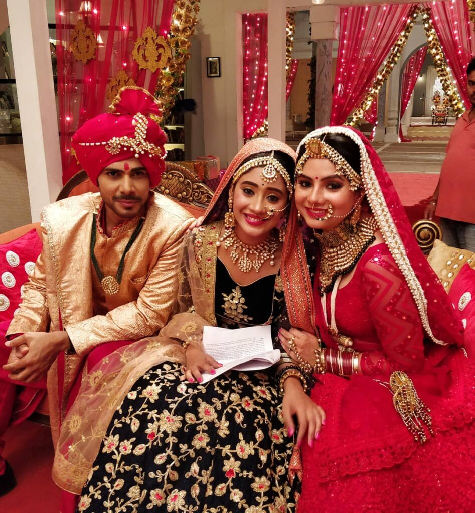 Yeh Rishta Kya Kehlata Hai: Samarth and Gayu get married amidst Puru Mama drama 4