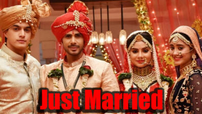 Yeh Rishta Kya Kehlata Hai: Samarth and Gayu get married amidst Puru Mama drama 5