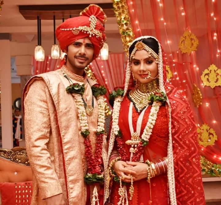 Yeh Rishta Kya Kehlata Hai: Samarth and Gayu get married amidst Puru Mama drama