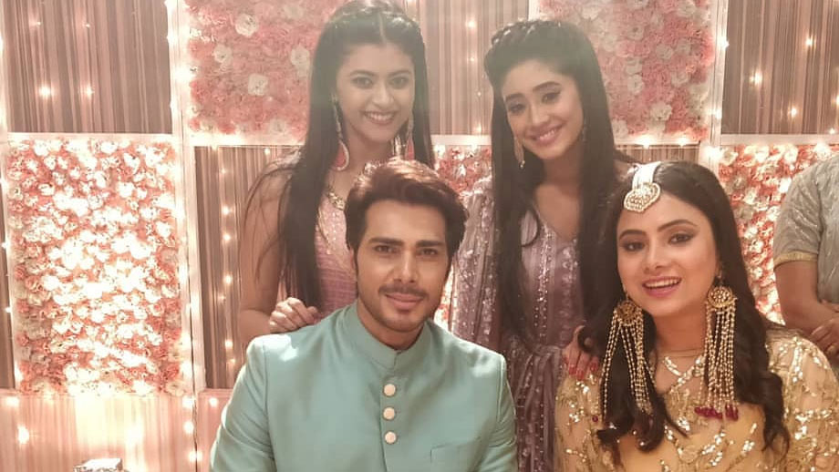 Yeh Rishta Kya Kehlata Hai: Sangeet ceremony of Gayu and Samarth 14