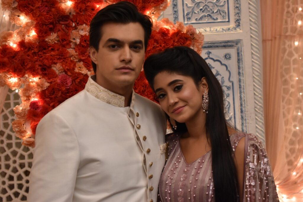Yeh Rishta Kya Kehlata Hai: Sangeet ceremony of Gayu and Samarth 7