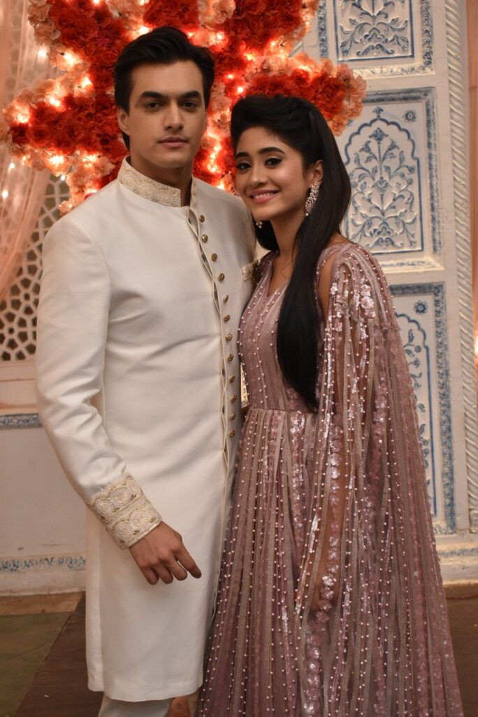 Yeh Rishta Kya Kehlata Hai: Sangeet ceremony of Gayu and Samarth 8