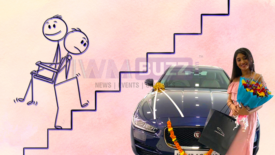 Yeh Rishta's Naira buys a swanky car: Nailing Nepotism in TV