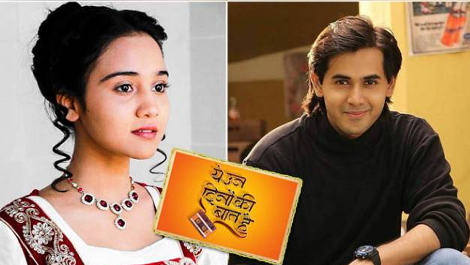 Yeh Un Dino Ki Baat Hai 22 April 2019 Written Update Full Episode: Sameer and Naina pretend for friends 1