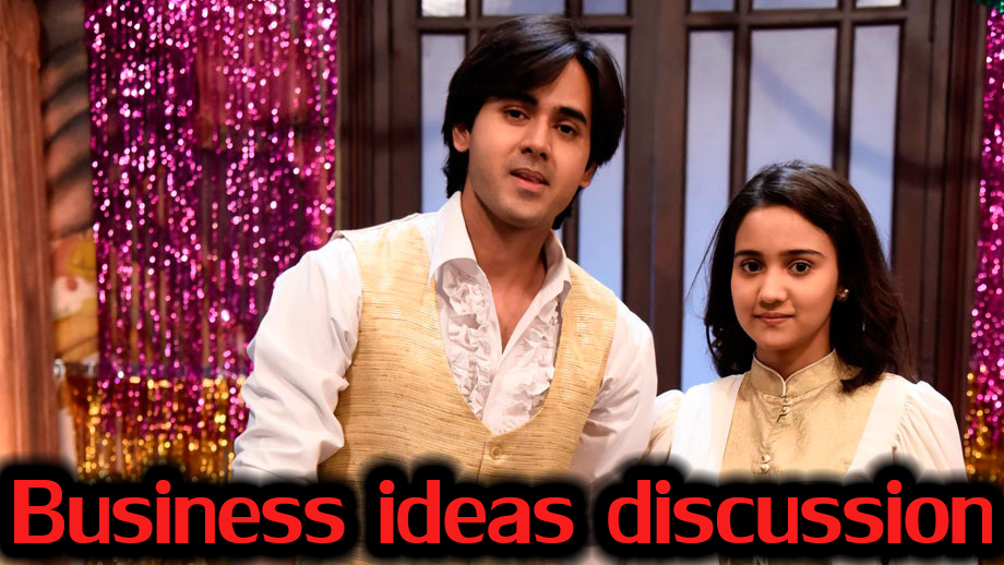 Yeh Un Dinon Ki Baat Hai 25 April 2019 Written Update Full Episode: Sameer and Naina discuss business ideas
