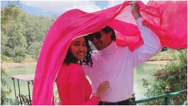 Yeh Un Dinon Ki Baat Hai: Moments Of Adorable Romance In Sameer And Naina's Style 7