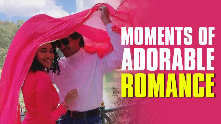 Yeh Un Dinon Ki Baat Hai: Moments Of Adorable Romance In Sameer And Naina's Style