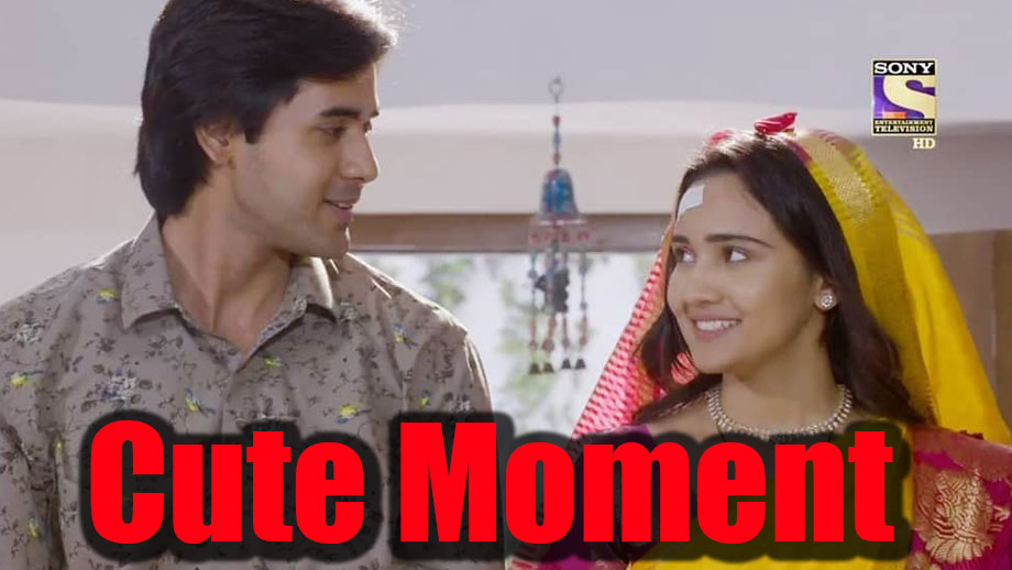 Yeh Un Dinon Ki Baat Hai: Sameer to cutely cheer up Naina for boutique business