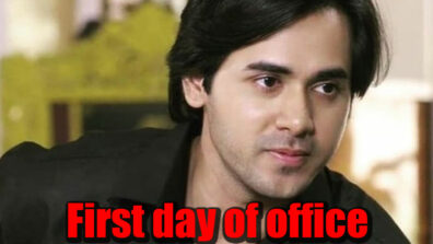 Yeh Un Dinon Ki Baat Hai: Sameer's 'unpleasant' first day of office