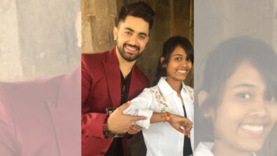 Zain Imam's fan tattoos his name