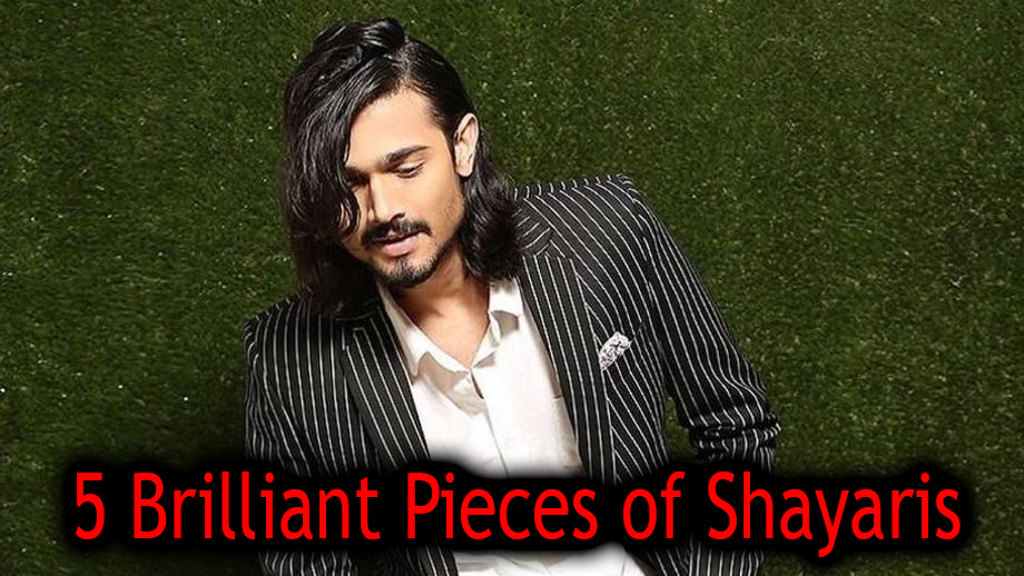 5 Brilliant Pieces of Shayaris by the YouTube Sensation Bhuvan Bam 2