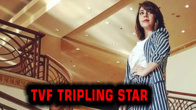 All about TVF Tripling star Maanvi Gagroo 2