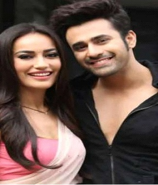 All the cute moments of Bela and Mahir in Naagin 3
