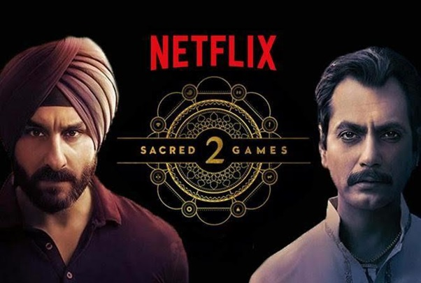 All the Reasons Why We're Excited About Sacred Games 2