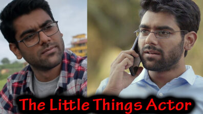 All the things you should know about Dhruv Sehgal- The Little Things Actor 1