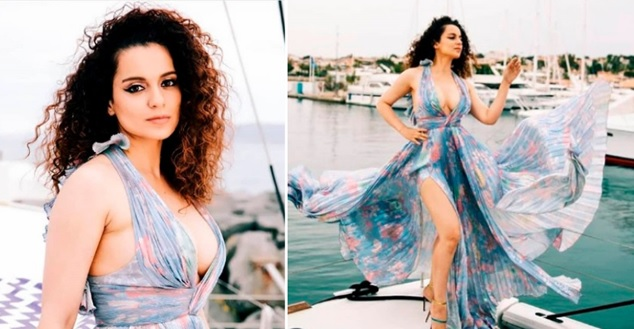All the Times Kangana Ranaut Was On Top of Her Style Game! 1