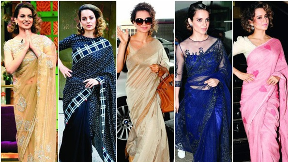 All the Times Kangana Ranaut Was On Top of Her Style Game!