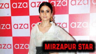 All you need to know about  Mirzapur star Rasika Dugal