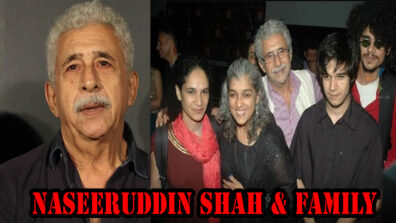 All you need to know about The Shahs of Indian theatre: Naseeruddin Shah & Family 2