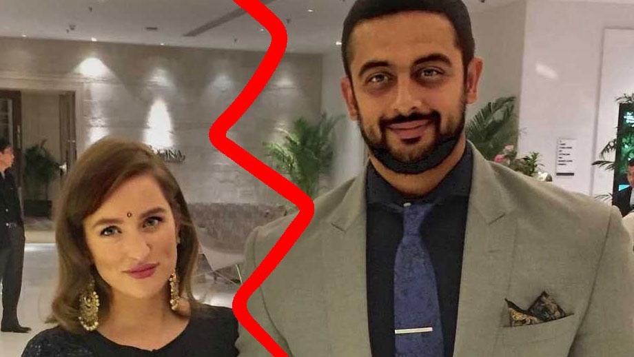 Aparhan actor Arunoday Singh and wife Lee Elton to get divorced