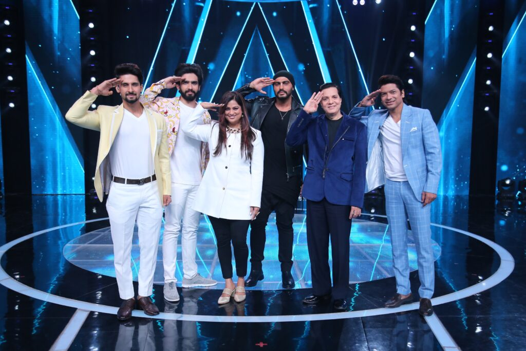 Arjun Kapoor on Sa Re Ga Ma Pa Li'l Champs 10