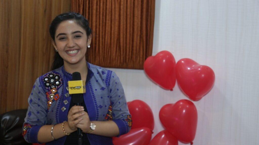 Ashnoor Kaur celebrates birthday with IWMBuzz.com 1