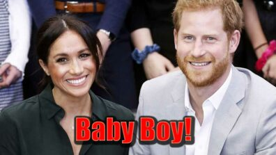 British royals Meghan Markle and Prince Harry welcome baby boy