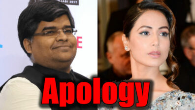 Cannes 2019: Filmfare Editor Jitesh Pillai apologizes to Hina Khan 3