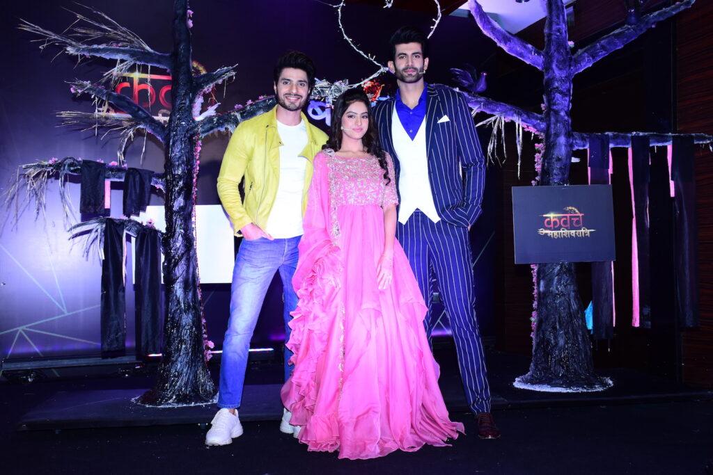 Colors launches Kawach Mahashivratri and Bepanah Pyaarr 8