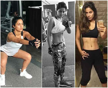 Decoding Hina Khan's fitness secret