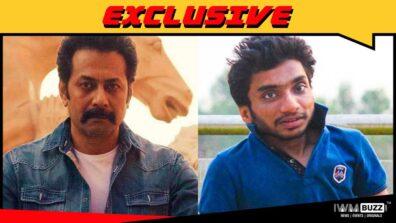 Deepraj Rana and Arun Kushwah in ZEE5's Bhoot Purva