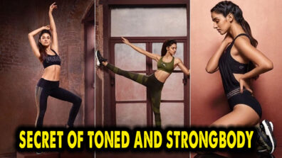 Disha Patani's secret to building a toned and strongbody 1