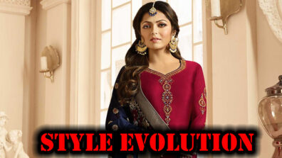 Drashti Dhami's style evolution will leave you in awe 4