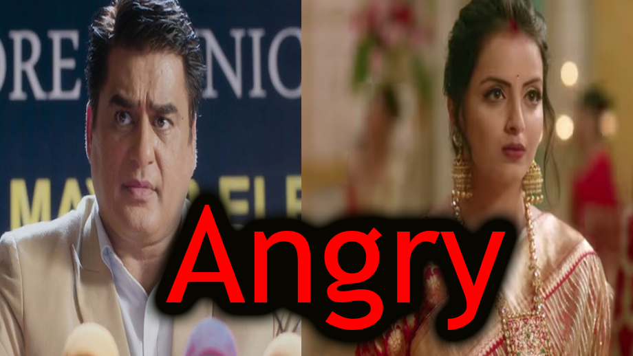 Ek Bhram Sarvagun Sampanna 15 May 2019 Written Update Full Episode: Prem is angry with Jhanvi