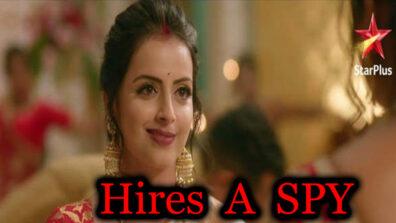 Ek Bhram Sarvagun Sampanna 7 May 2019 Written Update Full Episode: Jhanvi hires a spy