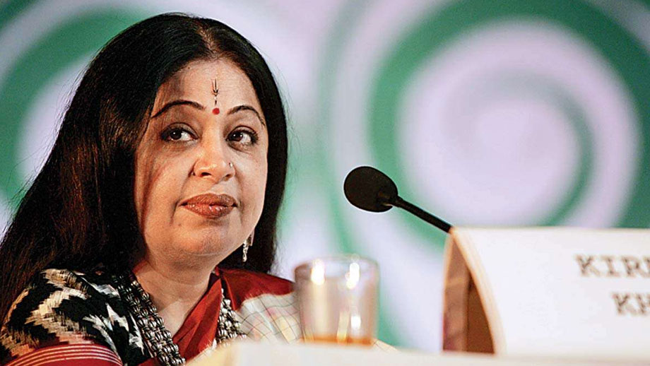 #Election2019Results: Kirron Kher wins from Chandigarh