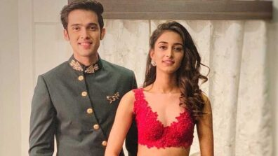 Erica Fernandes shares a breath-taking picture with Parth Samthaan