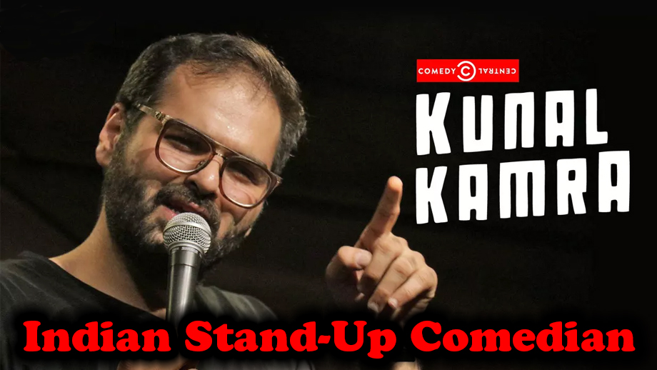 Everything you should know about Indian Stand-Up comedian, Kunal Kamra 2