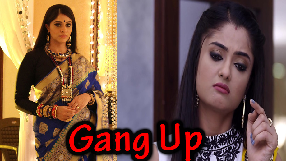 Guddan Tumse Na Ho Payega 1 May 2019 Written Update Full Episode: Durga and Saraswati gang up
