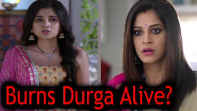 Guddan Tumse Na Ho Payega 16 May 2019 Written Update Full Episode: Guddan burns Durga alive?