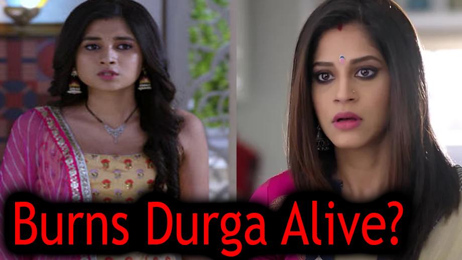Guddan Tumse Na Ho Payega 16 May 2019 Written Update Full Episode: Guddan burns Durga alive?