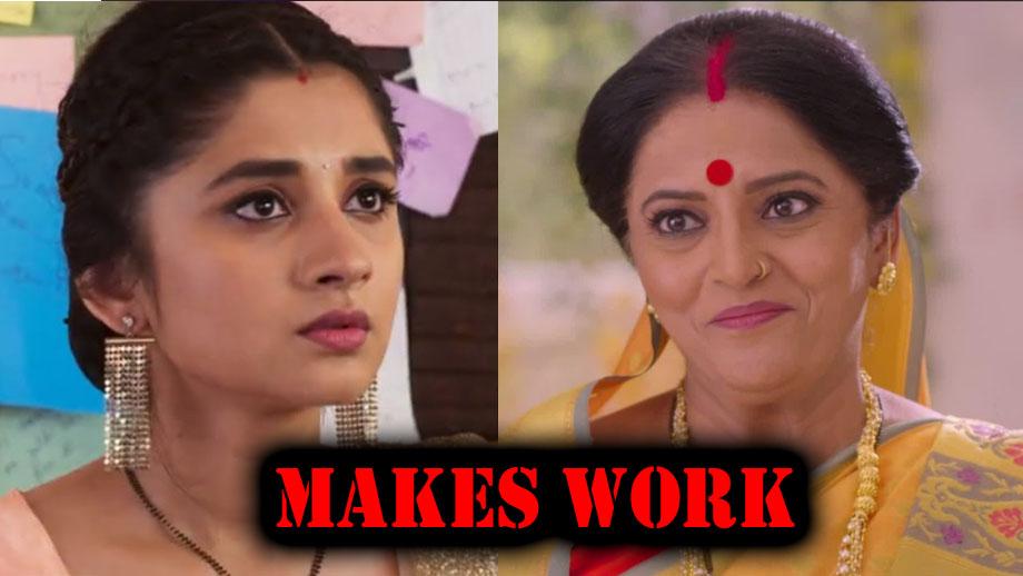 Guddan Tumse Na Ho Payega 23 May 2019 Written Update Full Episode: Guddan makes Shanti bua work