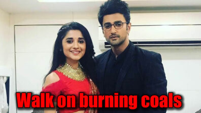 Guddan Tumse Na Ho Payega: Akshat to walk on burning coals for Guddan