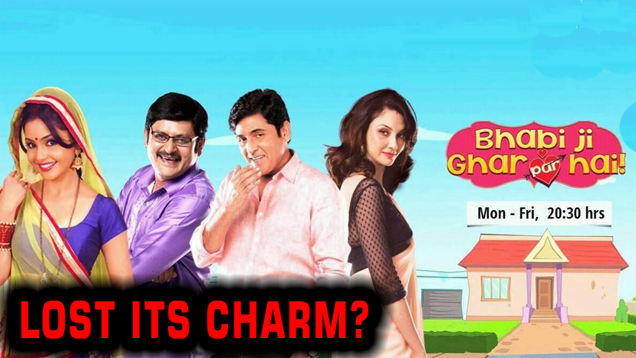 Has the TV serial Bhabhiji Ghar Par Hai lost its charm? 1