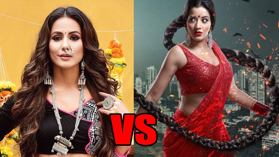Hina Khan vs Monalisa: Favourite vamp on-screen